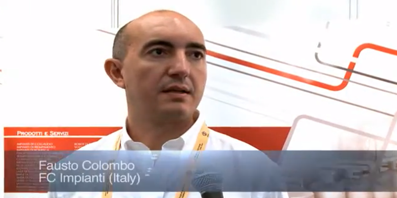 Interview with Mr Fausto Colombo of FC Impianti at the World LP Gas Forum 2011, Doha