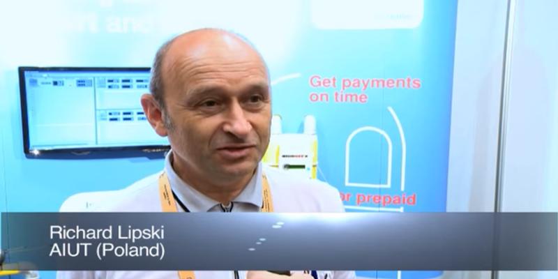 Interview with Mr Richard Lipski of AIUT at the World LP Gas Forum 2011, Doha