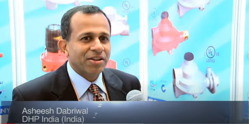 Interview with Mr Asheesh Dabriwal of DHP India at the World LP Gas Forum 2011, Doha