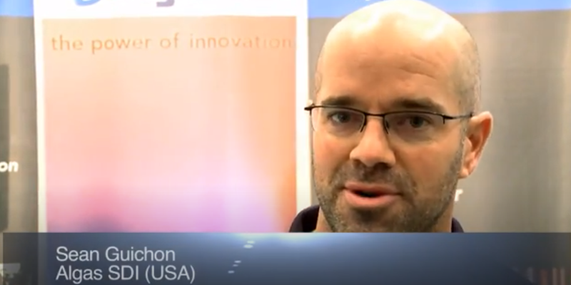 Interview with Mr  Sean Guichon of Algas SDI at the World LP Gas Forum 2011, Doha