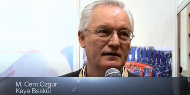 Interview with Mr Cem Ozgur of Kaya Baskül at the World LP Gas Forum 2011, Doha