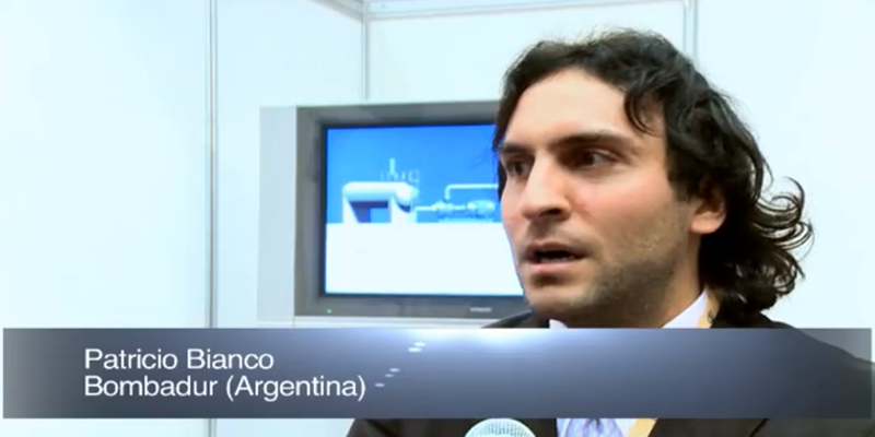 Interview with Mr André Costa of A. Silva Matos at the World LP Gas Forum 2011, Doha