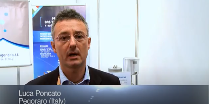 Interview with Mr Luca Poncato of Pegoraro at the World LP Gas Forum 2011, Doha