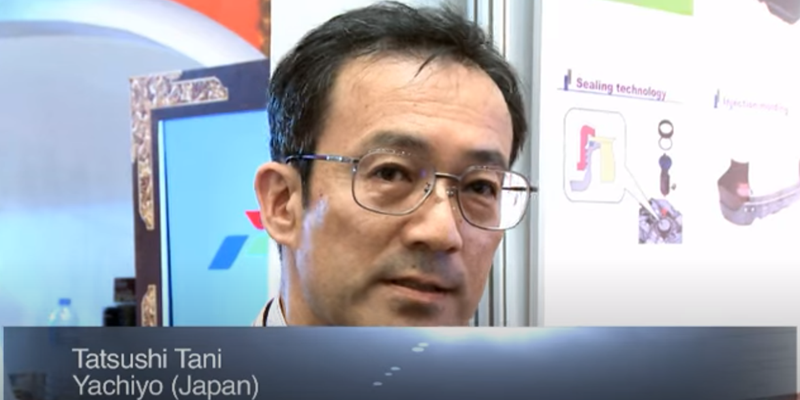 Interview with Mr Tatsushi Tani of Yachiyo at the World LP Gas Forum 2011, Doha