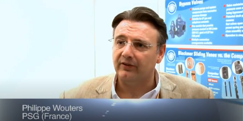 Interview with Mr Philippe Wouters of PSG at the World LP Gas Forum 2011, Doha