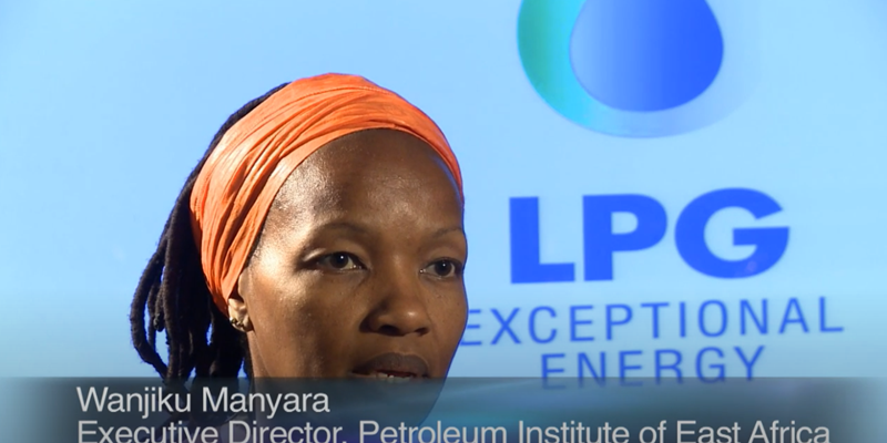 What is the main energy challenge for East Africa?