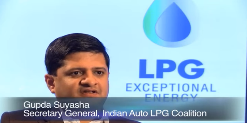 What role does the WLPGA play in the global LPG market?