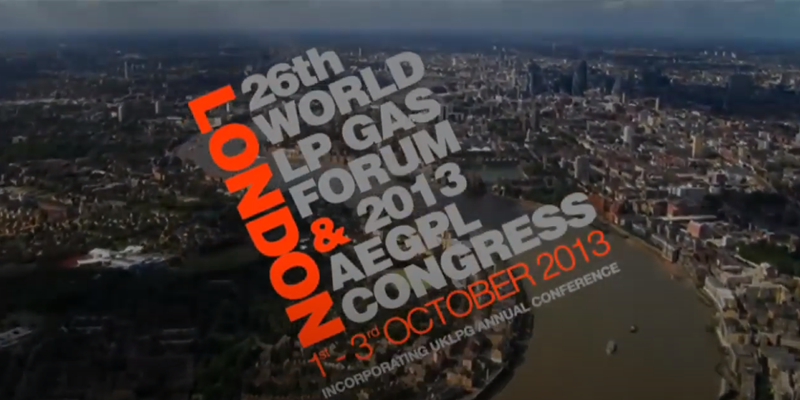 26th World LP Gas Forum & 2013 AEGPL Congress, London 2013 – Video