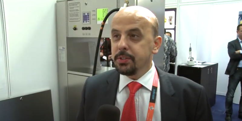 Interview with Genci Prevazi of 2A at the World LP Gas Forum 2013