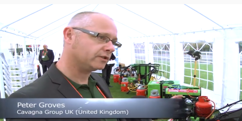 Interview with Peter Groves of Cavagna Group UK at the World LP Gas Forum 2013