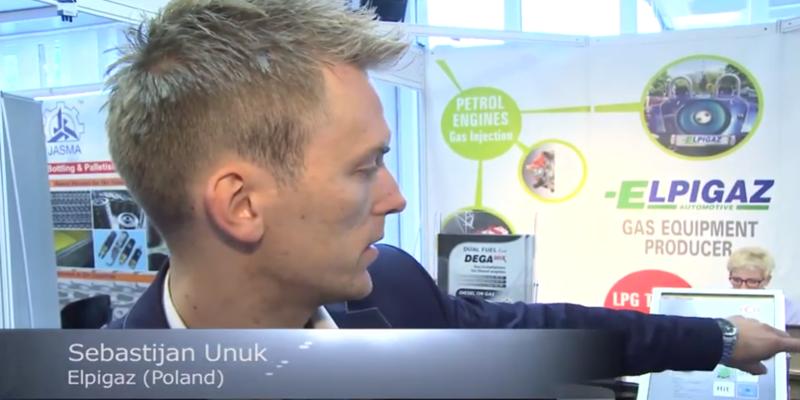 Interview with Sebastijan Unuk of Elpigaz at the World LP Gas Forum 2013