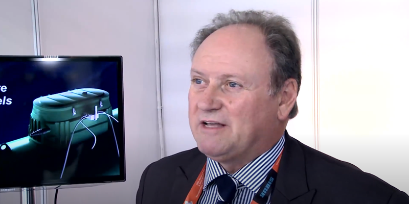 Interview with Walter Marzocchi of Antonio Merloni Cylinders at the World LP Gas Forum 2013