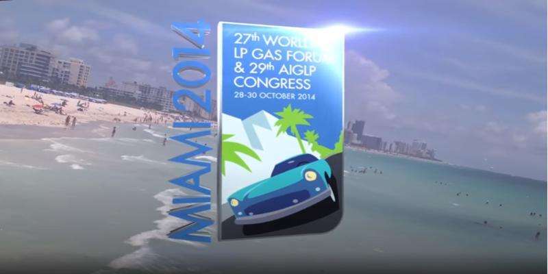 27th World LP Gas Forum & 29th AIGLP Congress in Miami – Video