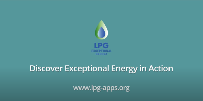 LPG Applications Website Presentation