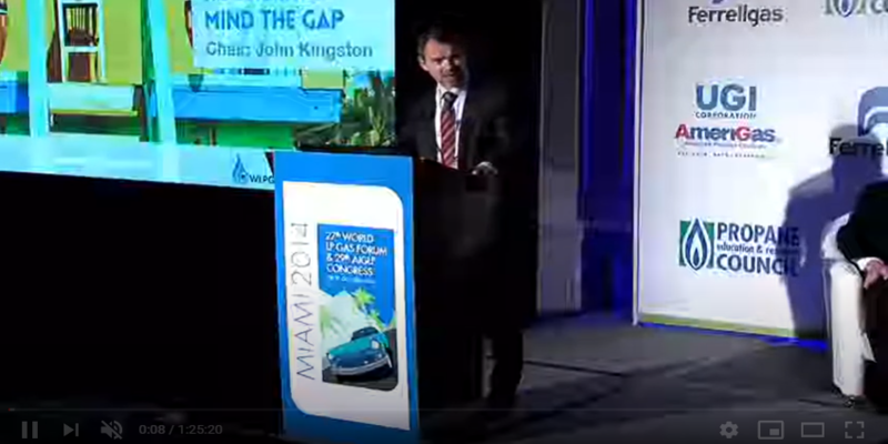 Roundtable: Mind the Gap – 27th World LP Gas Forum & 29th AIGLP Congress