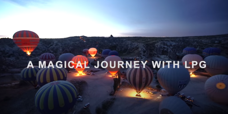 A Magical Journey with LPG