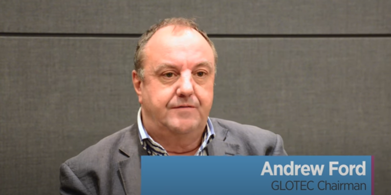 What is the Mission of GLOTEC – Interview with Andrew Ford