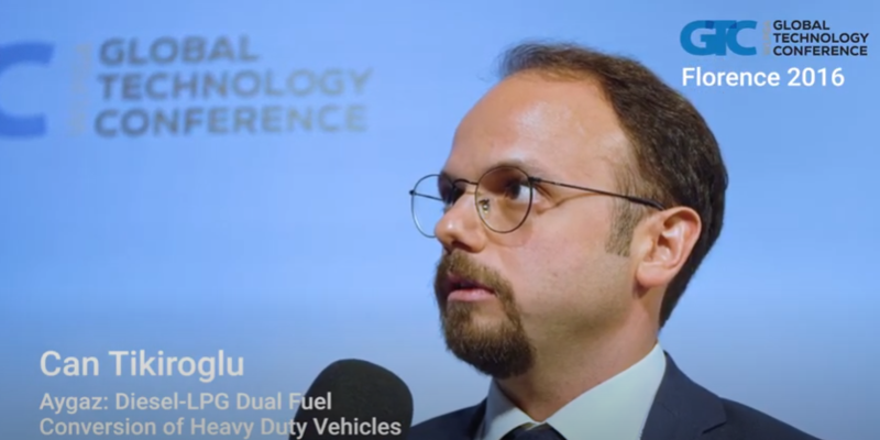 Interview with Can Tikiroglu of Aygaz at the GTC 2016