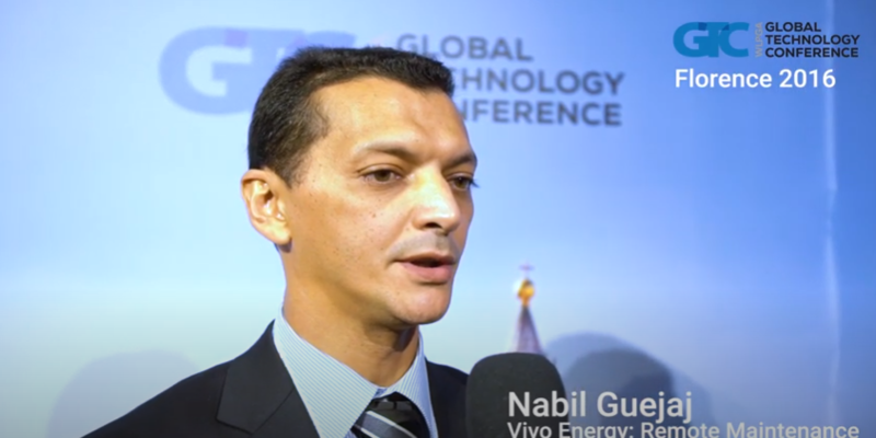 Interview with Nabil Guejaj of Vivo Energy at the GTC 2016