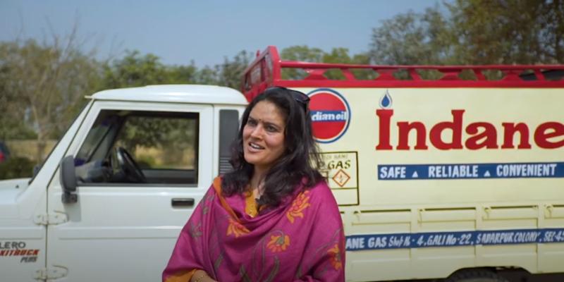 Women in LPG – Ms Rachna Yadav
