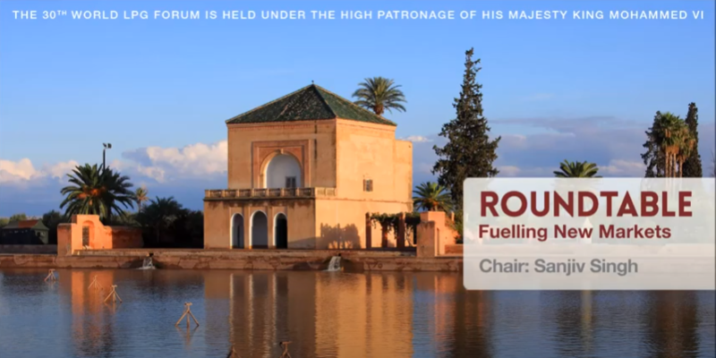 Roundtable: Fuelling New Markets – 30th World LPG Forum