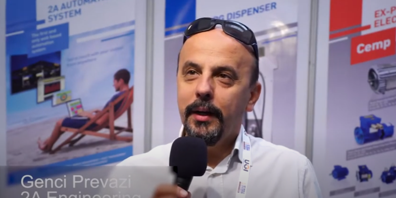 Genci Prevazi, 2A Engineerinig – Testimonial from the 30th World LPG Forum in Marrakech