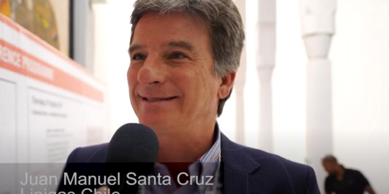 Juan Manuel Santa Cruz, Lipigaz – Testimonial from the 30th World LPG Forum in Marrakech