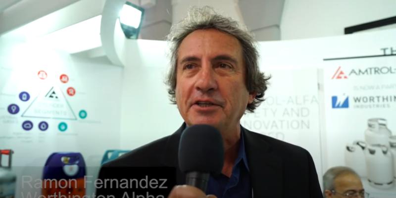 Ramon Fernandez, Worthington – Testimonial from the 30th World LPG Forum in Marrakech