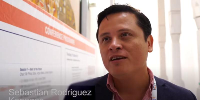 Sebastian Rodiguez, Kopagas – Testimonial from the 30th World LPG Forum in Marrakech