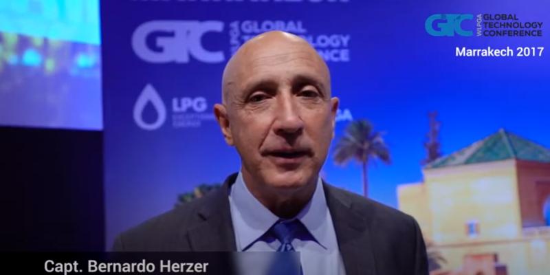 Bernardo Herzer, Lehr – Testimonial from the GTC2017