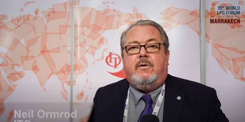 Neil Ormrod, Ito – Testimonial from the 30th World LPG Forum