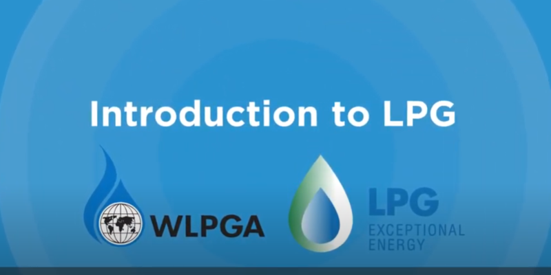 Properties of LPG