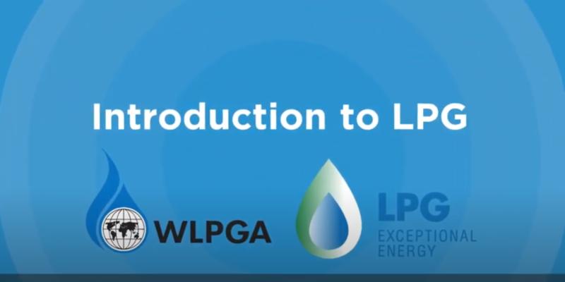 Properties of LPG