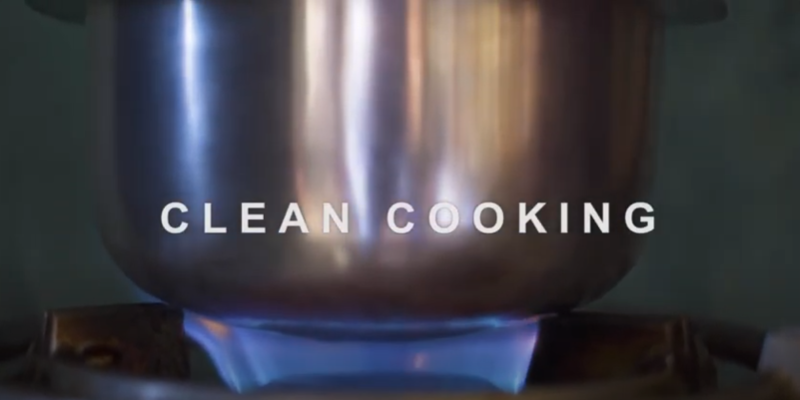 Clean Cooking