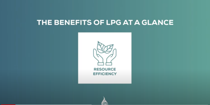 LPG Charter of Benefits on Resources