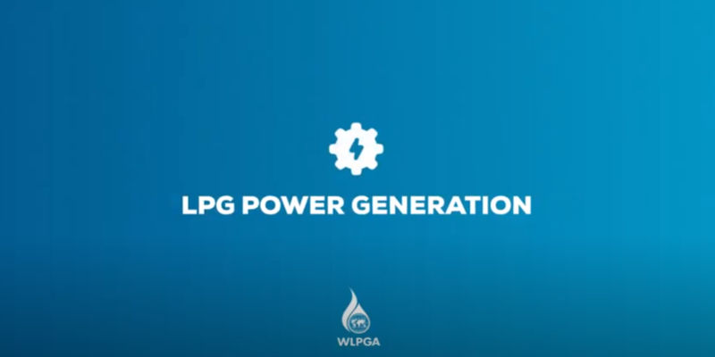 LPG Charter of Benefits for Power Generation