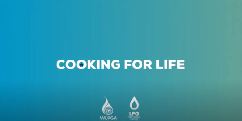 LPG Charter of Benefits on Cooking For Life
