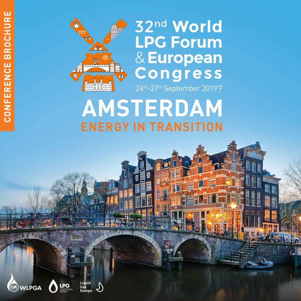 WLPGA Board, Industry Council & Matrix Day in Amsterdam, The Netherlands