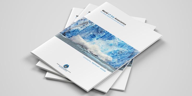 WLPGA Annual Report 2008