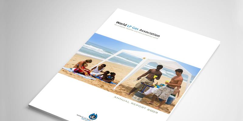 WLPGA Annual Report 2009