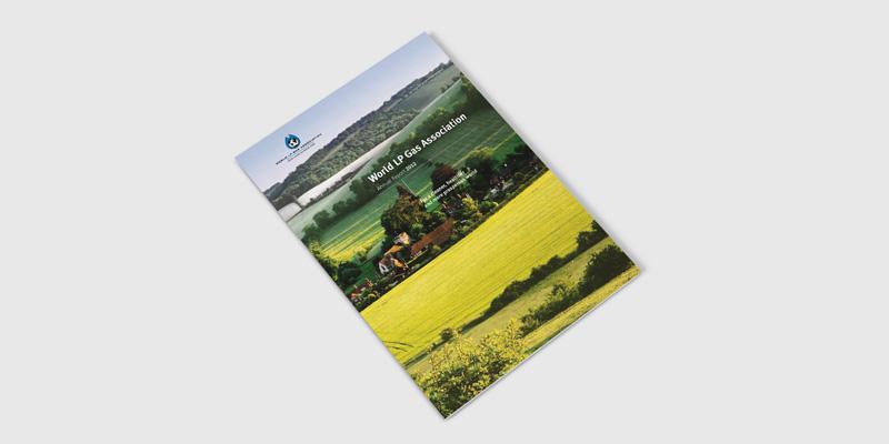 WLPGA Annual Report 2012