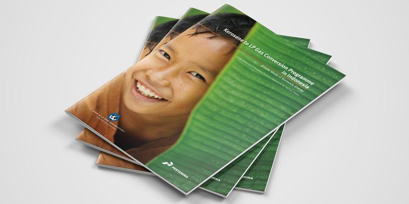 Kerosene to LPG Conversion Programme in Indonesia