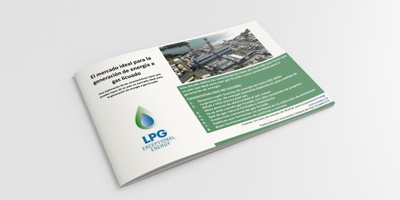 El Mercado Ideal para la Generacion de Energia a Gas Licuado