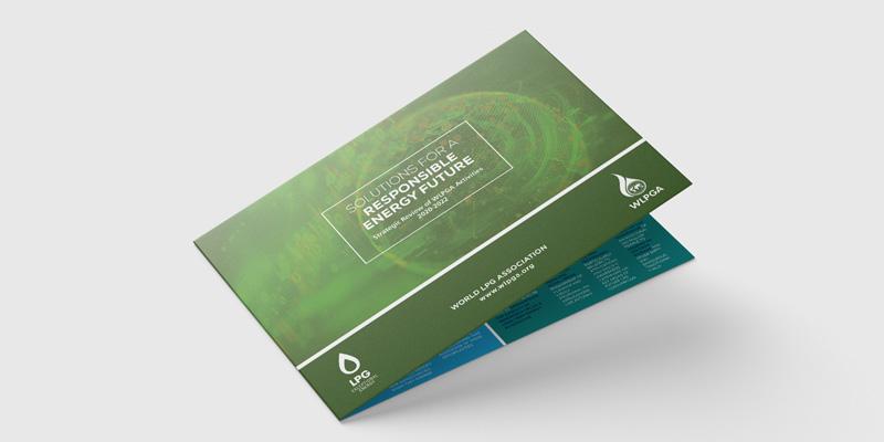 Strategic Review of WLPGA Activities 2020-2022 Infographic