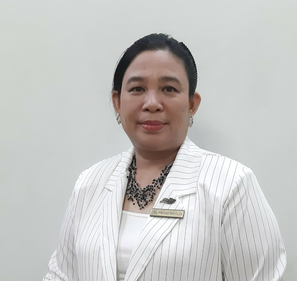 Khin Sandar Tun  Managing Director Awra Trading Co Ltd, Yangon, Myanmar