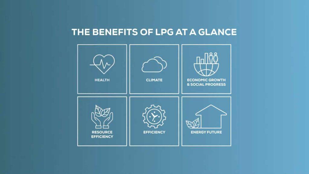 LPG Charter of Benefits – Efficiency