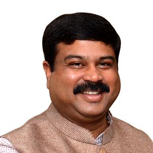 Minister Dharmendra Pradhan
