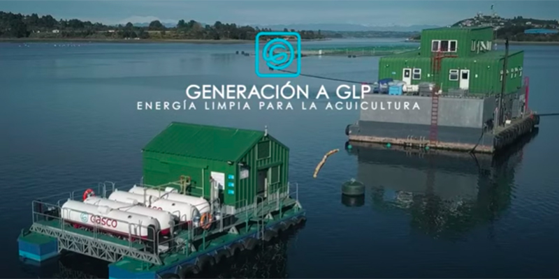 Exceptional Energy – LPG & Salmon Farms (Gasco)
