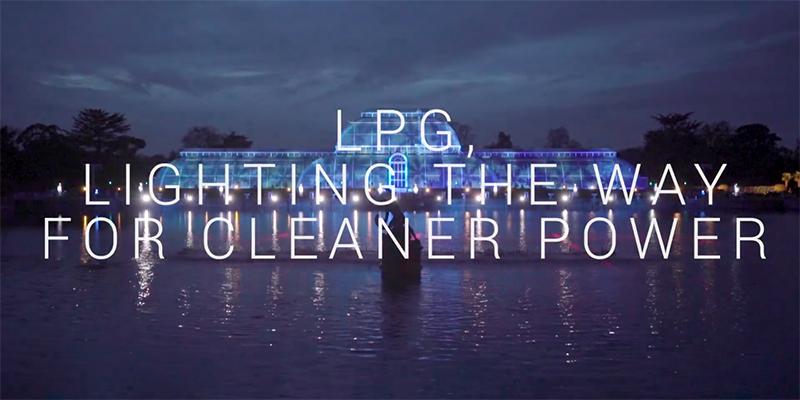 LPG Lighting the Way