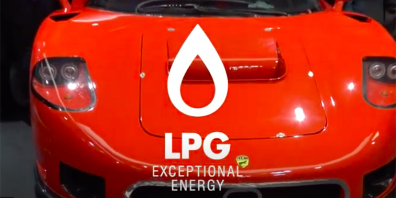 WLPGA, Tecno Montecarlo, The Autogas Solution